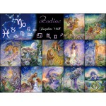 Puzzle  Grafika-00809 Zodiac Signs