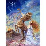 Puzzle  Grafika-00824 Zodiac Sign - Sagittarius