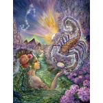 Puzzle  Grafika-00826 Zodiac Sign - Scorpio