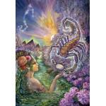 Puzzle  Grafika-00827 Zodiac Sign - Scorpio
