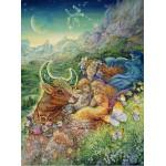Puzzle  Grafika-00828 Zodiac Sign - Taurus