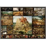 Puzzle  Grafika-00834 Collage - Pieter Bruegel the Elder