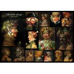 Puzzle  Grafika-00845 Arcimboldo Giuseppe - Collage