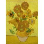 Puzzle  Grafika-00859 Van Gogh: Sunflowers,1889