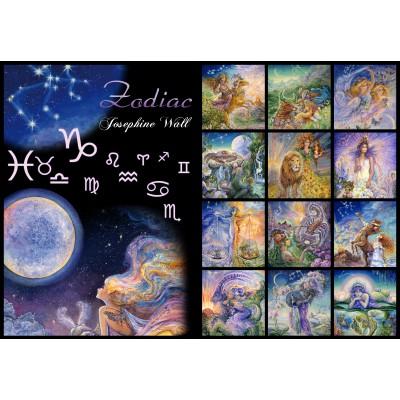 Puzzle Grafika-00860 Zodiac Signs