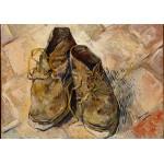 Puzzle  Grafika-00865 Van Gogh: Shoes, 1888