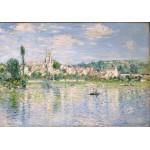 Puzzle  Grafika-00881 Claude Monet: Vétheuil in Summer, 1880