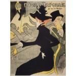 Puzzle  Grafika-00883 Henri de Toulouse-Lautrec: Divan Japonais, 1892-1893
