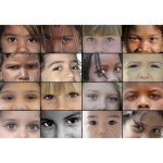 Puzzle  Grafika-00932 SOS MEDITERRANEE - Eyes of Children around the World