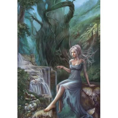 Puzzle Grafika-00962 Emerald Sanctuary
