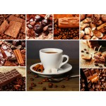 Puzzle  Grafika-00972 Coffee Collage