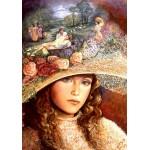 Puzzle  Grafika-01104 Grandmother's Hat