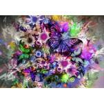 Puzzle  Grafika-01137 Butterflies