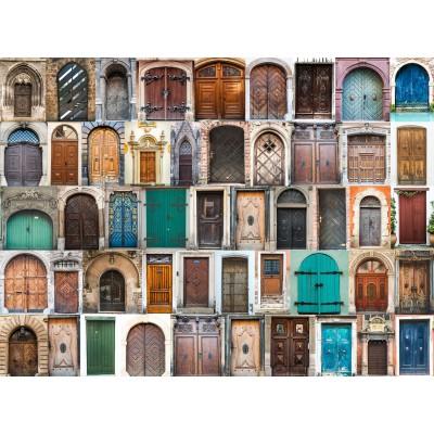 Puzzle Grafika-01138 Doors