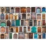 Puzzle  Grafika-01139 Doors