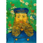 Puzzle  Grafika-01172 Vincent van Gogh: Portrait of Joseph Roulin, 1889