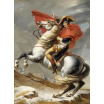 Puzzle  Grafika-01186 Jacques-Louis David: Napoleon Crossing the Alps