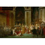 Puzzle  Grafika-01196 Jacques-Louis David: The Coronation of Napoleon, 1805-1807