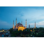 Puzzle  Grafika-01209 Blue Mosque, Turkey