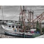 Puzzle  Grafika-01249 Fishing Boat