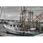 Puzzle  Grafika-01250 Fishing Boat