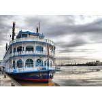 Puzzle  Grafika-01261 Steamboat
