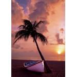 Puzzle  Grafika-01265 Sunset in Paradise