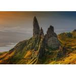 Puzzle  Grafika-01271 Skye Island, Scotland