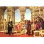 Puzzle  Grafika-01282 Sandro Botticelli: Calumny of Apelles, 1495-1497