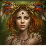 Puzzle  Grafika-01389 Tribal Goddess