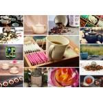 Puzzle  Grafika-01407 Collage - Teas