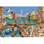Puzzle  Grafika-01443 François Ruyer: Venice