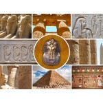 Puzzle  Grafika-01487 Collage - Egypt