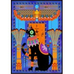 Puzzle  Grafika-01492 Egyptian Cat