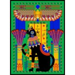 Puzzle  Grafika-01494 Egyptian Cat