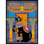 Puzzle  Grafika-01495 Egyptian Cat