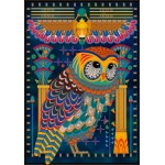 Puzzle  Grafika-01496 Egyptian Owl