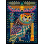 Puzzle  Grafika-01497 Egyptian Owl