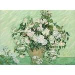 Puzzle  Grafika-01522 Vincent Van Gogh - Roses, 1890