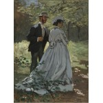 Puzzle  Grafika-01535 Claude Monet - Bazille and Camille, 1865