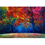 Puzzle  Grafika-01546 Autumn Forest