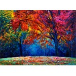 Puzzle  Grafika-01547 Autumn Forest