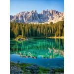 Puzzle  Grafika-01548 Dolomites, Italy