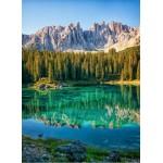 Puzzle  Grafika-01550 Dolomites, Italy