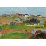 Puzzle  Grafika-01588 Paul Gauguin: Le Pouldu, 1890