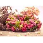 Puzzle  Grafika-01636 Vintage Bouquet