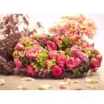 Puzzle  Grafika-01637 Vintage Bouquet
