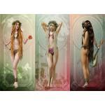 Puzzle  Grafika-01644 The 3 Muses