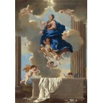 Puzzle  Grafika-01666 Nicolas Poussin: The Assumption of the Virgin, 1630/1632