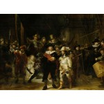 Puzzle  Grafika-01731 Rembrandt - Night Watch, 1642